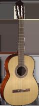 Фото AC100 NAT классическая гитара с чехлом