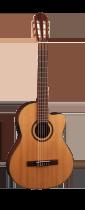 Фото Cort AC160CFTL NAT электро классическая гитара с чехлом