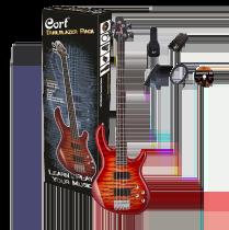 Фото CBP-DLX CRS бас гитара с аксессуарами